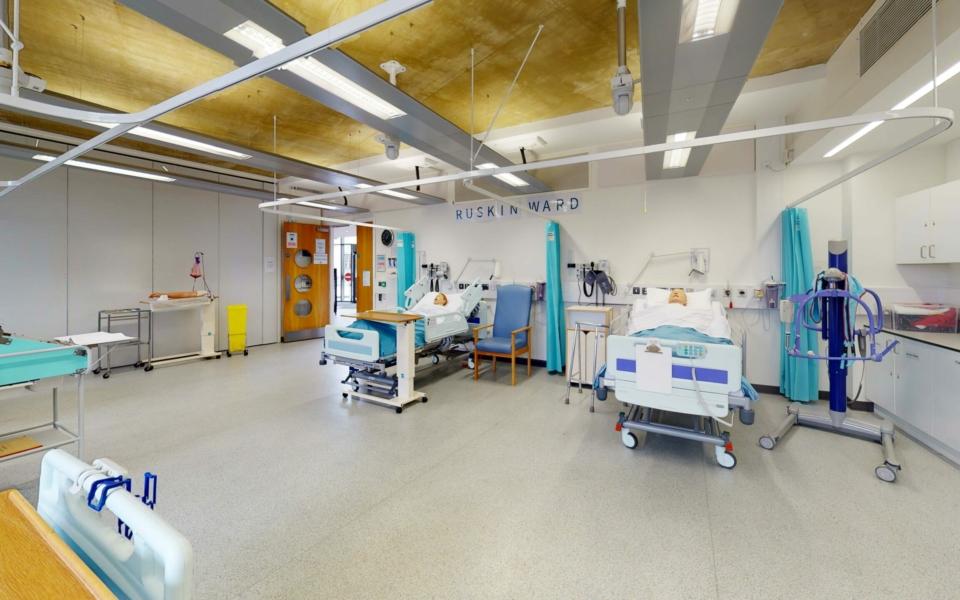 Young-Street-Adult Nursing Ward